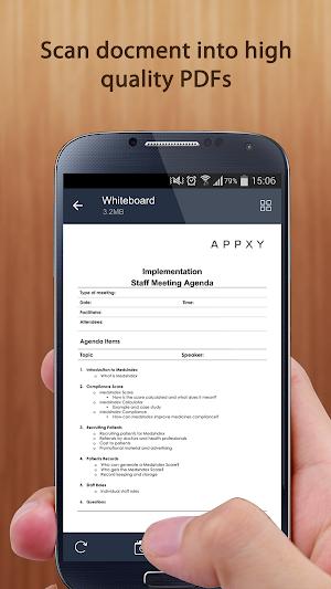 11 Tiny Scanner - PDF Scanner App App screenshot