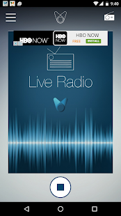 Newsbeat Radio- screenshot thumbnail