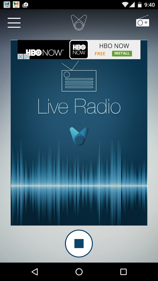 Newsbeat Radio- screenshot