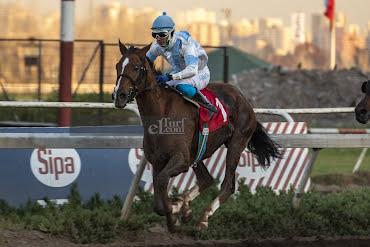 Niñobien (Don Cavallo) se adjudicó Handicap (1600m-Arena-CHS).