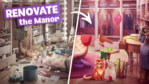 PC u7528 Mystery Manor: hidden objects 1