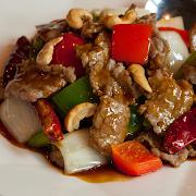 Kung Pao Beef (Cashew)