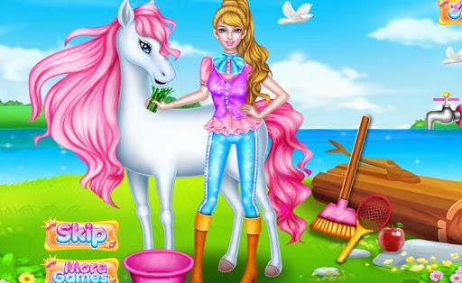 Princess Care Horse