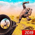 Real Gorilla Hunter Offline Shooting Game icon