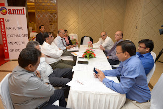 Photo: Happy togetherness at the Conclave