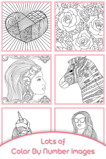 Color by Number - New Coloring Book 8.0 androidappsheaven.com 3