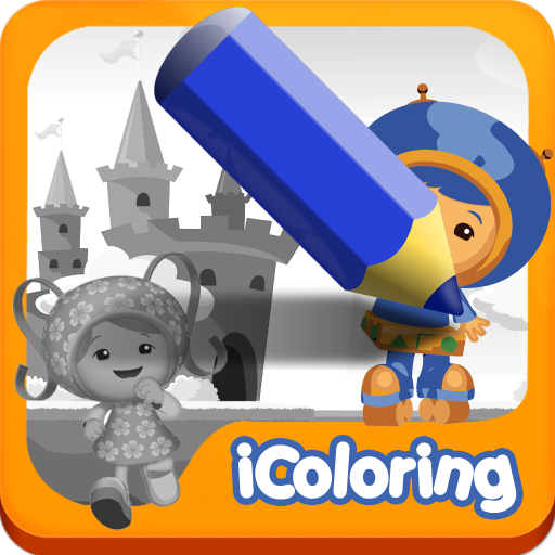 Coloring kids for umizoomi
