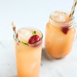 Pink Grapefruit Gin Fizz Recipe