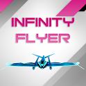 Infinity Flyer - Endless Runner Rhythm Game icon