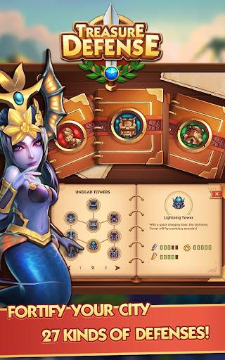 Treasure Defense 2.2.0.23 screenshots 5