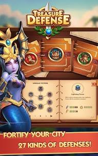 Treasure Defense Mod Apk (Unlimited Stones) 5