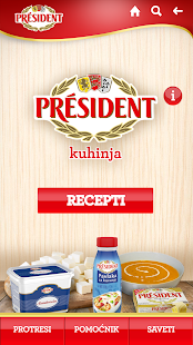 President kuhinja- screenshot thumbnail