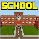 School and Neighborhood Map for MCPE 2.0