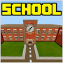 Download School and Neighborhood Map for MCPE apk