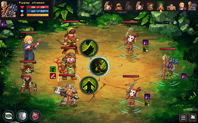 Dungeon Rushers v1.3.26 APK 1