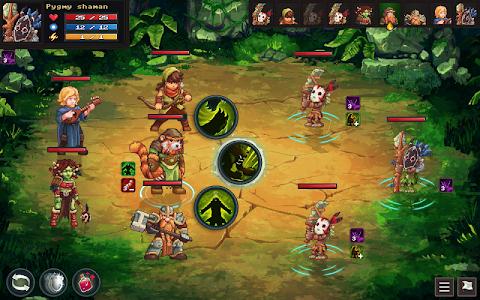 Dungeon Rushers screenshot