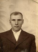 Photo: Zubek Franciszek , ur.1913 r. Zginął w Oświęcimiu .Zdjęcie zrobione w 1939 r.