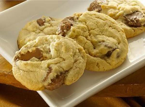 Reese's Peanut Butter Cup Filled Cookies Recipe