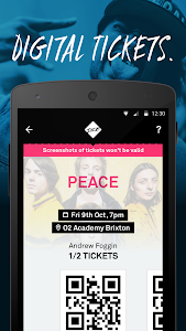 DICE - Best Gigs, No Fees v2.5.2