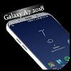 Theme for Samsung Galaxy A7 2018 APK