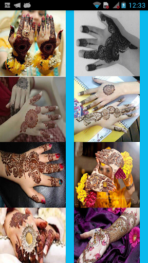 玩免費遊戲APP|下載New Mehndi Easy Designs app不用錢|硬是要APP