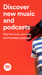 Spotify: Listen to new music, podcasts, and songs 1