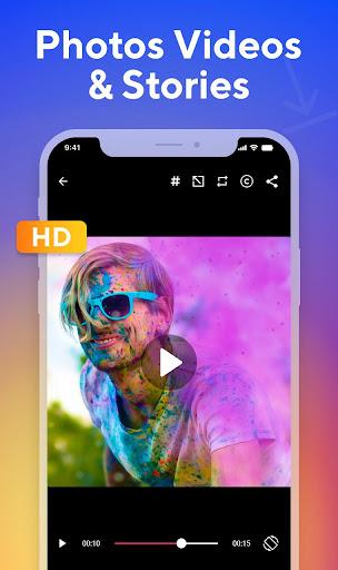 Photo & Videos Downloader for Instagram screenshot 3
