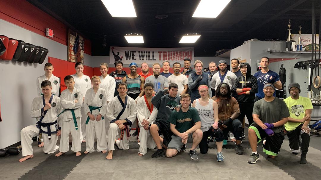 Triumph Boxing & Martial Arts - Gym in Indianapolis
