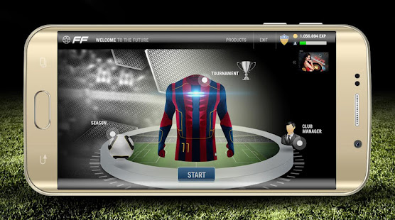 Game Football 2018 APK for Windows Phone