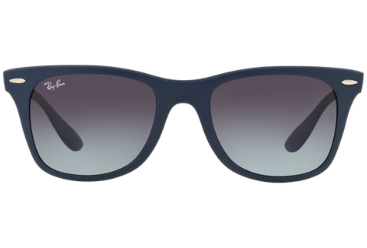 0c236232daa Buy Ray-Ban Wayfarer Liteforce RB4195 C52 63318G Sunglasses