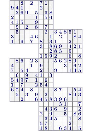 VISTALGYu00ae Sudoku modavailable screenshots 15