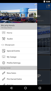 McLarty Honda MLink- screenshot thumbnail