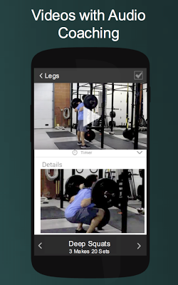 Military Special Force Fitness - screenshot
