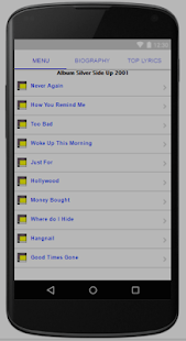 Nickelback Full Album Lyrics - náhled