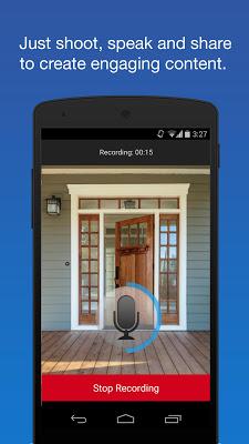 SpeakingPhoto - screenshot