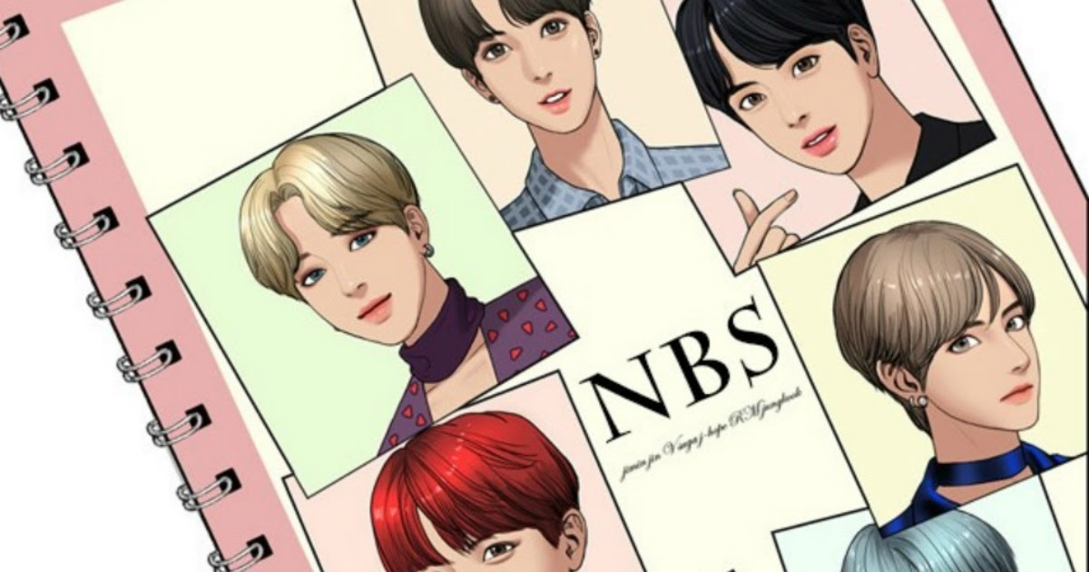 Bts appeared on a korean webtoon series and fans are impressed bts appeared on a korean webtoon series and fans are impressed koreaboo stopboris Image collections