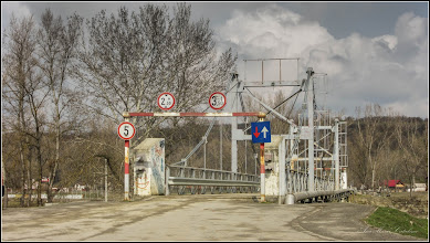 Photo: Pod peste râul Arieș in zona Oprisani, Mr.3 - 2018.03.28