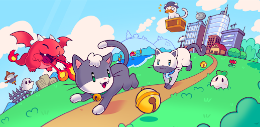 Super Cat Tales 2: Cute Cat Adventure APK