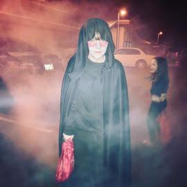 Star Wars  by Betsy Bone Kirichenko - Public Holidays Halloween