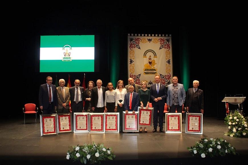 Día del Villazgo y de Andalucía en Huércal Overa