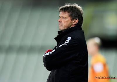 Frank Vercauteren reageert op de geruchten omtrent een overstap naar Standard