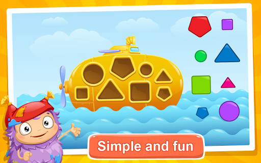 Kids Learn to Sort Lite android2mod screenshots 2