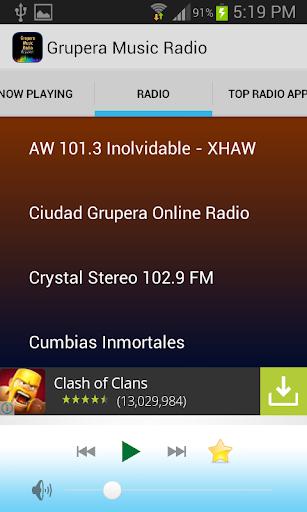 Grupera Music Radio