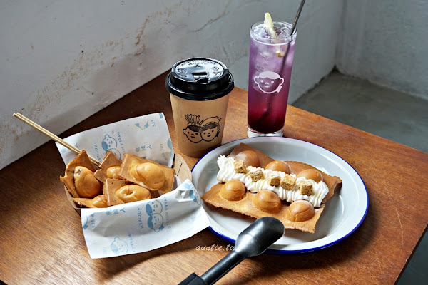 魚刺人雞蛋糕咖啡館