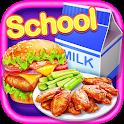 School Lunch Food Maker! icon