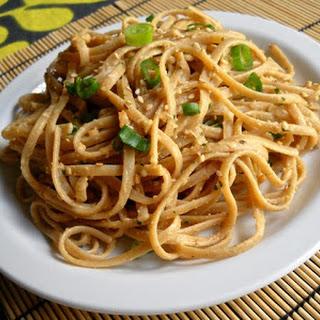 Thai Peanut Noodles.