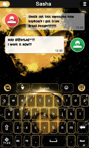 Pluto keyboard theme