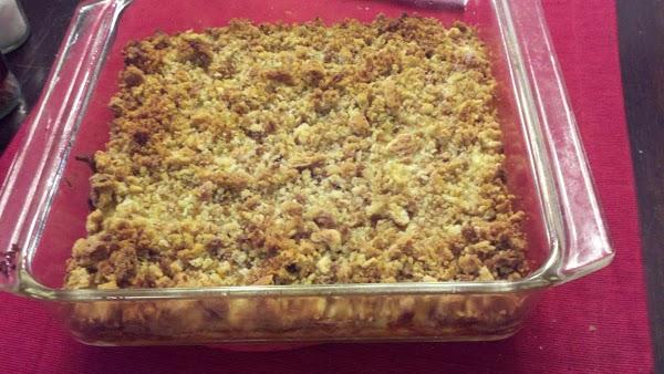 Crab Casserole (aunt Marjorie) Recipe