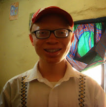 Photo: Cleopas in a spiritually gifted young man in our church. Beside learning to play the piano, he is a faithful children's church worker and soul-winner. We just bought these new glasses for him, and he is very proud of them!