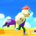 Party Royale Stumble Guys- Do Not Fall Knockout icon